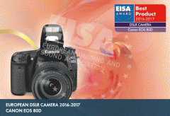 EISA Photography Award Winners 2016-2017 announced