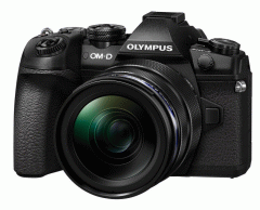 Olympus launches the new OM-D E-M1 Mark II camera