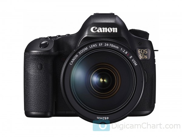 Canon EOS 5DS / 5DS